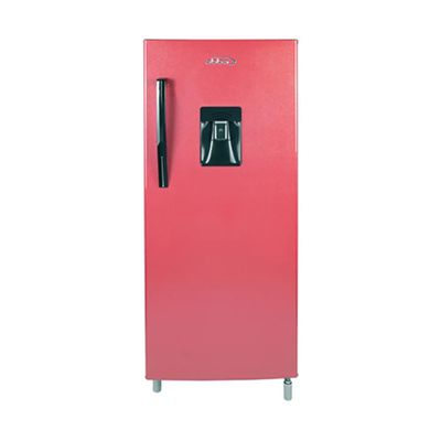Nevera--ABBA-187l-Roja-Dispensador-NV-ARS235-1P-R